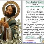 28 de octubre: San Judas Tadeo