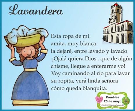 LAVANDERA