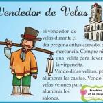El vendedor de velas – pregones del 25 de Mayo de 1810