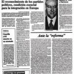 """4 de Mayo de 1976 aparece en España el diario """"El País"""""""