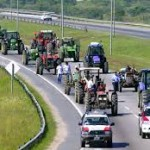 7 de Mayo de 2008, se reinicia en Argentina el paro patronal agropecuario