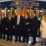 7 de Mayo de 2007 en Montevideo se instalo el Parlamento del Mercosur