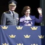 8 de agosto Dia de la Reina de Suecia