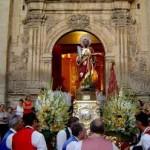 24 de agosto fiesta patronal de San Bartolome apostol