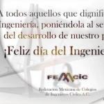 1 de julio en México se celebra el Día del Ingeniero