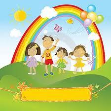 feliz dia del niño y la niña