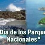 24 de agosto en Costa Rica Día de los Parques Nacionales