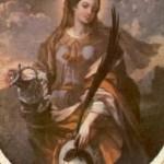 1 de setiembre San Verena