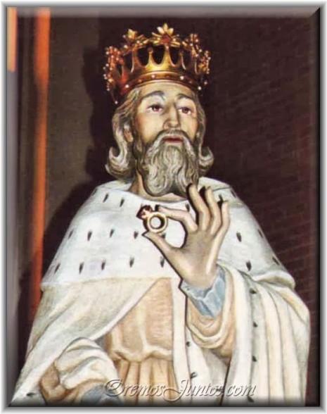 13-San Eduardo III,Confesor-13