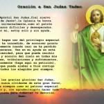 28 de octubre San Judas Tadeo