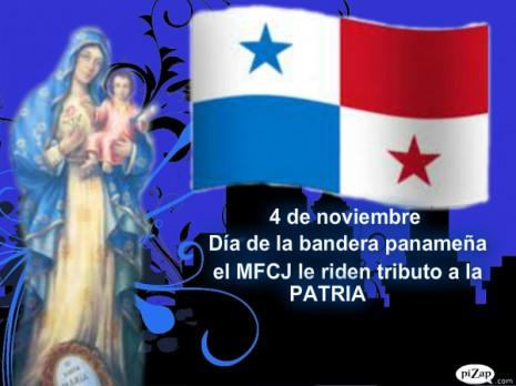 Feliz Día de la Bandera - 4 de Noviembre - Panamá 08