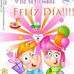 Feliz día a todos los niños de Costa Rica!!!