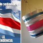 Dia de la Independencia en Costa Rica