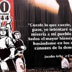 20 de octubre Día de la Revolución en Guatemala