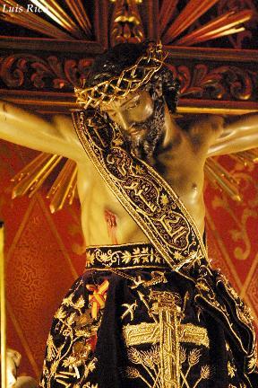 santo cristo de santa ana en españa 15 de sept