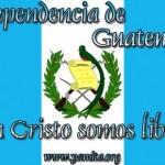 15 de septiembre Feliz día de la Independencia en Guatemala !!!