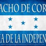 15 de septiembre Feliz día de la Independencia en Honduras !!!