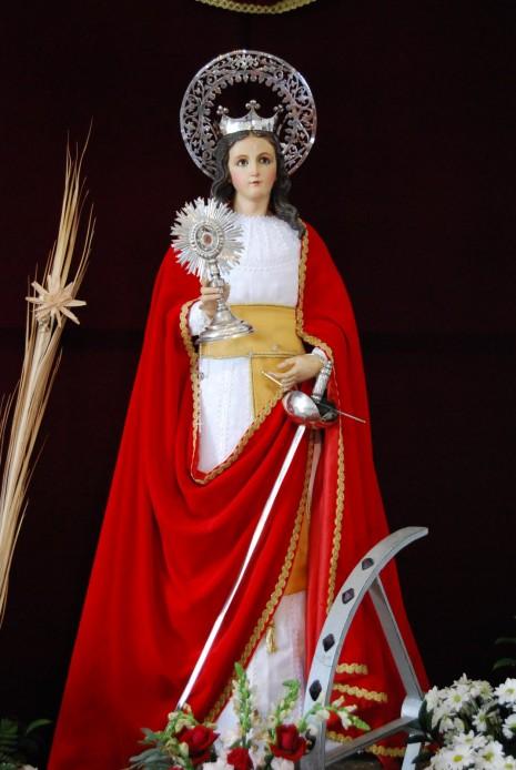 catalina de alejandria virgen y martir
