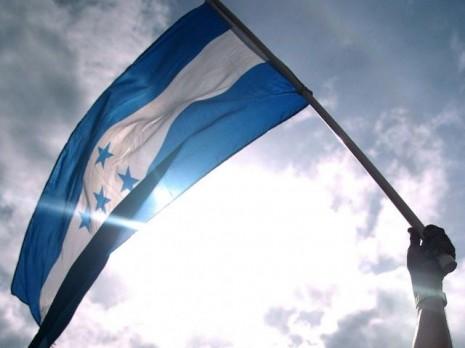 dia de la bandera como simbolo patrio 1 de sept en honduras