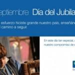 Feliz dia a todos los jubilados en Argentina!!!!…..