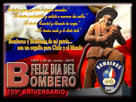 Dia Bombero 2010-2