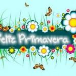Feliz día de la Primavera !!! para los países del Hemisferio Sur