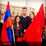 Día de la Independencia en Armenia el 21 de septiembre
