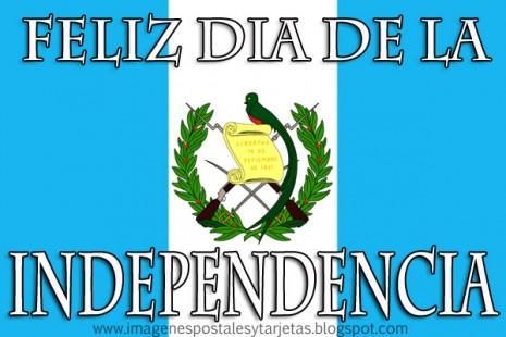 bandera de guatemala feliz dia de la independencia 15 de sept