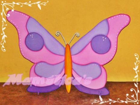 fiesta de las mariposas 25 de octubre