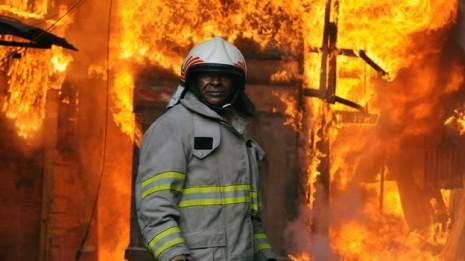 honduras bombero 31 de oct
