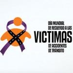16 de noviembre: Día Mundial en Recuerdo de las Víctimas de Accidente de Tránsito