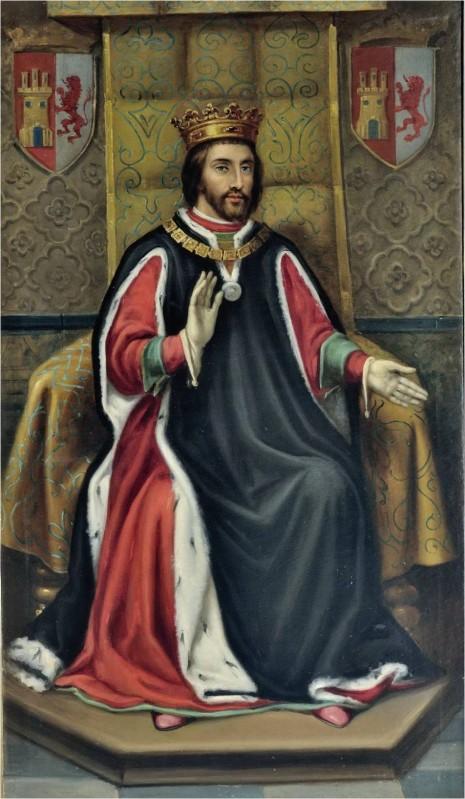 Enrique_III_de_Castilla_y leon 4 de oct de 1379 nacio