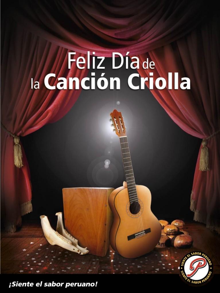 musica de la cancion criolla: