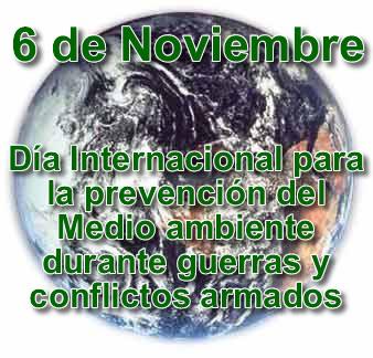 dia-internacional-prevencion-medio-ambiente-durante-guerras-conflictos-armados