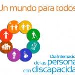 El 3 de diciembre es el Dia Internacional de las Personas con Discapacidad