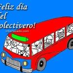 10 de enero: Día del Colectivero