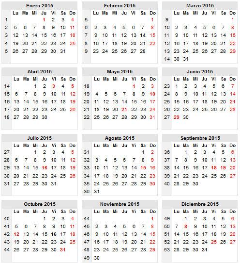 calendariol