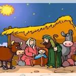 25 de diciembre Navidad: Tarjetas para compartir