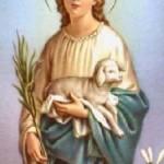 21 de enero: Día de Santa Ines