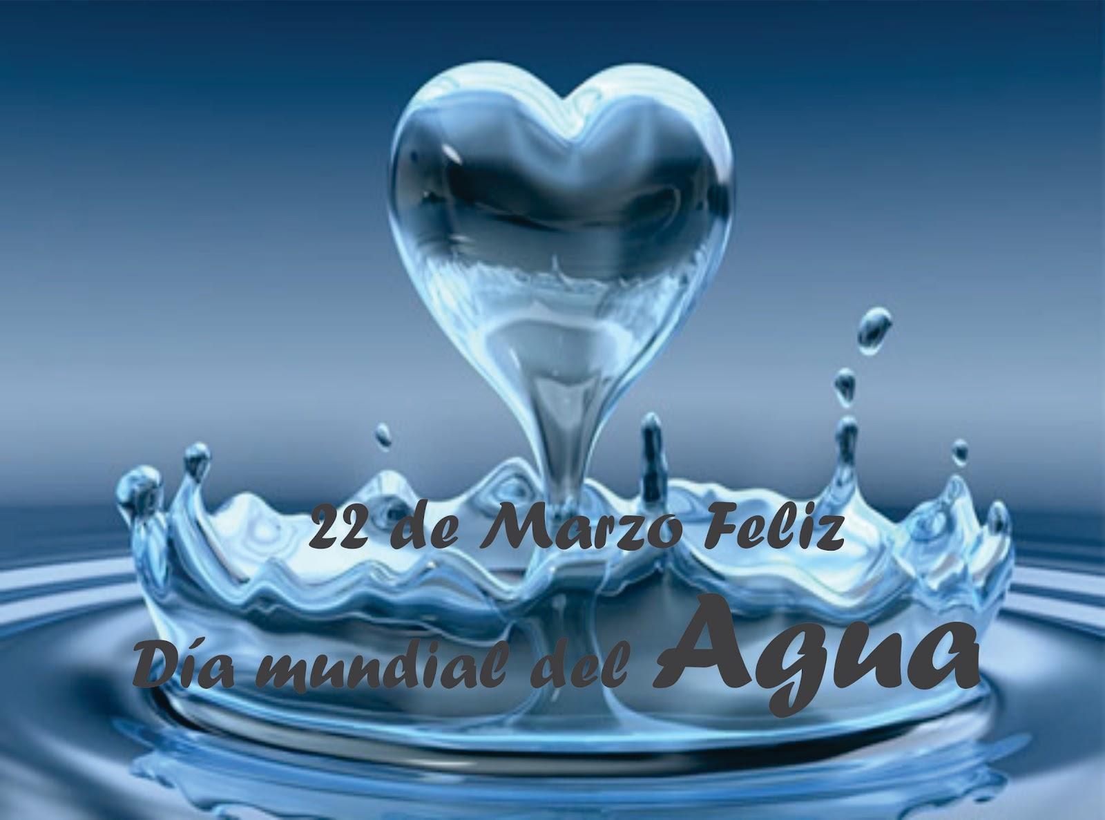 Cual Es Rl Lema Para El Dia Mundial Del Agua 2015 | Efemérides en