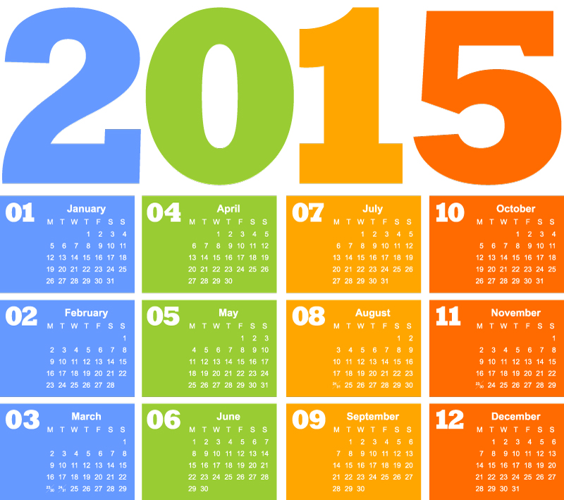 calendarioFeriados-Venezuela-2015