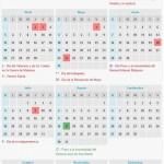 Feriados 2015 en Argentina ¿Cuándo cae el primer fin de semana largo?