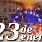 Día 23 de enero en Venezuela: Golpe de Estado del 23 de enero de 1958- Día de la Democracoia