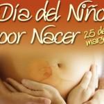 25 de marzo: Día de los Derechos del Niño por Nacer