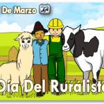 18 de marzo: Día del Trabajador Rural