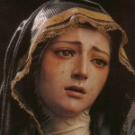 Imágenes de la Virgen Dolorosa para descargar gratis