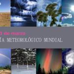 El 23 de marzo es el Día Meteorológico Mundial