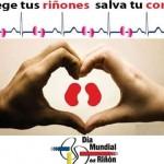 El 12 de marzo: Día Mundial del Riñon