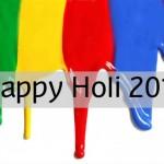 Holi 2015: Festejo de primavera en la India 21 de marzo