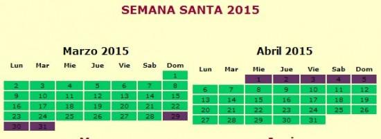 calendario-semana-santa-2015